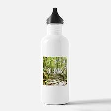 Go Hiking Water Bottle