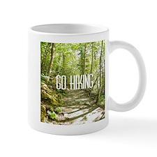 Go Hiking Mugs