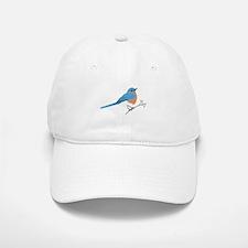 Eastern Bluebird Baseball Baseball Baseball Cap