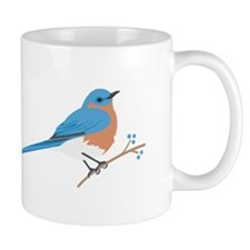Eastern Bluebird Mugs