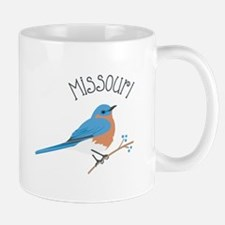 Missouri Bluebird Mugs