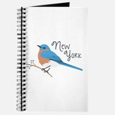 neW yoRK Bluebird Journal