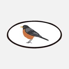American Robin Patches