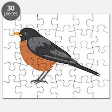 American Robin Puzzle