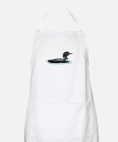 Great Northern Loon Apron