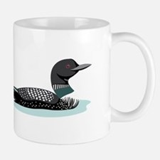 Great Northern Loon Mugs