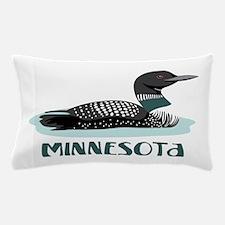 MINNESOTA Loon Pillow Case