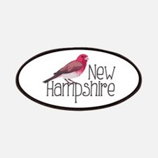 New Hampshire Finch Patches