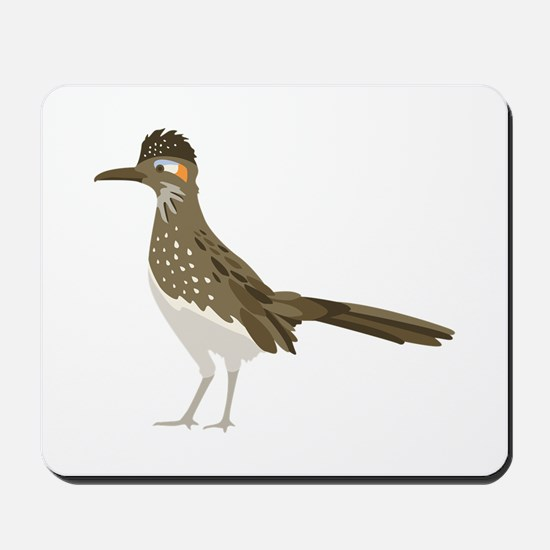 Greater Roadrunner Mousepad