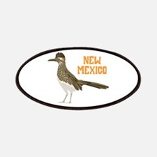 NEW MEXICO Roadrunner Patches