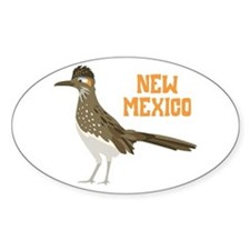 NEW MEXICO Roadrunner Decal