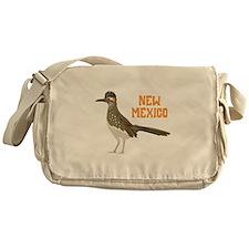 NEW MEXICO Roadrunner Messenger Bag