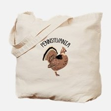 PENNSYLVANIA Grouse Tote Bag