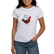 RhoDe IsLaND Red Chicken T-Shirt