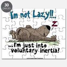 Im Not Lazy! Puzzle