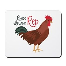 RhoDe IsLaND ReD Mousepad