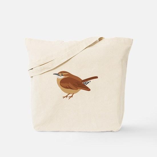 Great Wren Tote Bag