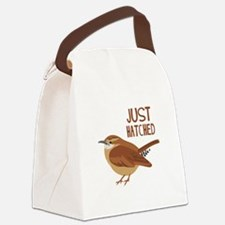 JUST HATCHED Canvas Lunch Bag