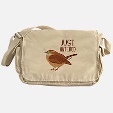 JUST HATCHED Messenger Bag