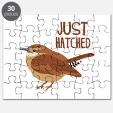JUST HATCHED Puzzle