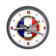 Dassault Rafale Wall Clock