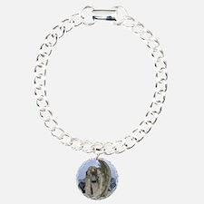 Weeping Angel Statue Bracelet