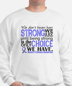 How Strong We Are Addison's Sweatshirt