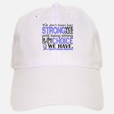 How Strong We Are Addison's Baseball Baseball Cap