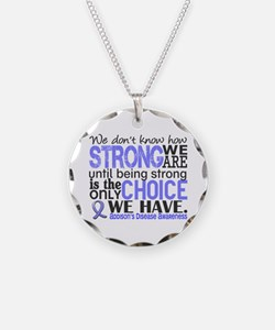 How Strong We Are Addison's Necklace