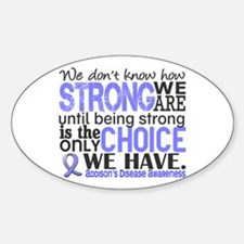 How Strong We Are Addison's Decal