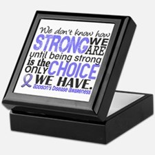How Strong We Are Addison's Keepsake Box