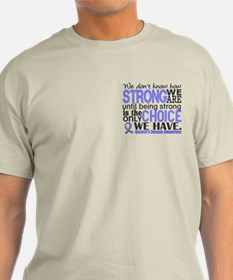 How Strong We Are Addison's T-Shirt