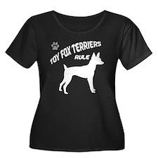 Toy Fox Terriers Rule T