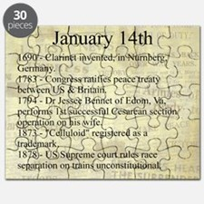 January 14th Puzzle