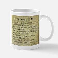 January 12th Mugs