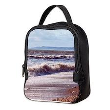 Crashing Waves Neoprene Lunch Bag