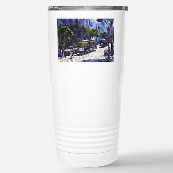 San Francisco 020 Stainless Steel Travel Mug