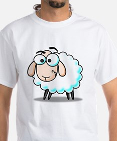 Funny Fluffy Sheep  Shirt