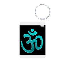 OM Symbol Keychains