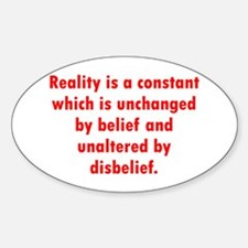 Reality Decal