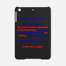 Citizenship iPad Mini Case