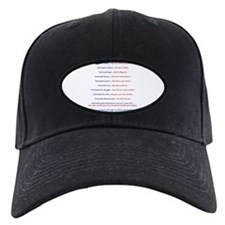 A Word On Gods Will Baseball Hat