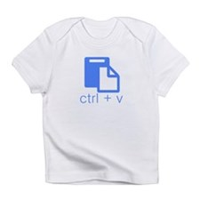 Copy and Paste Infant T-Shirt