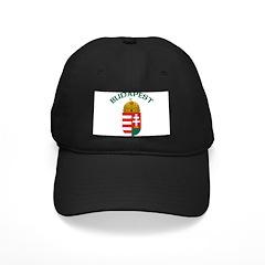 Budapest, Hungary Coat of Arm Baseball Hat