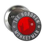 Hoboken Monkeyman Button