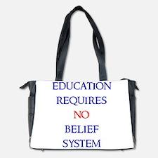 Education Diaper Bag