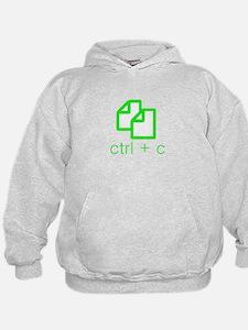 Geek green Hoodie