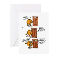Orange You Glad Birthday Greeting Cards (Pk Of 20)