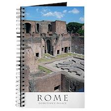 Domitian's Palace (inside) Journal