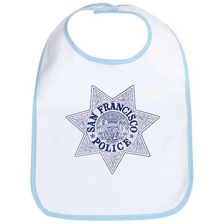 San Francisco Police Bib